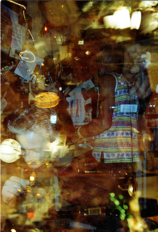 Multiple Exposure II / 35mm Color Negative / 2004